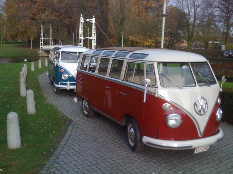 Volkswagen T1 Samba Verhuur En Restauratie Van
